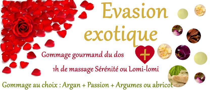 Design evasion exotique