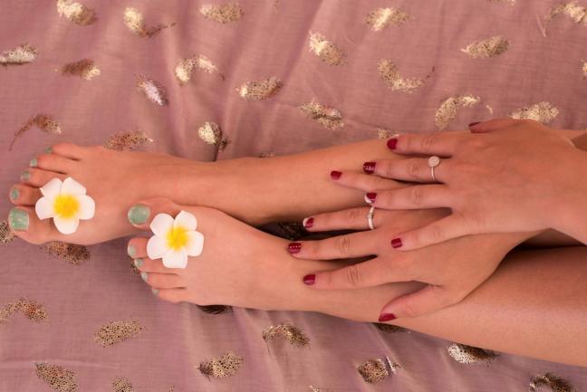 Beautés des mains & des pieds